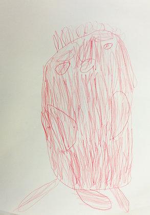 "Don Solberg- ""Barn Owl"""