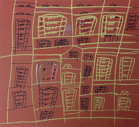 "John Montedoro- ""All My Dressers & No Room"""