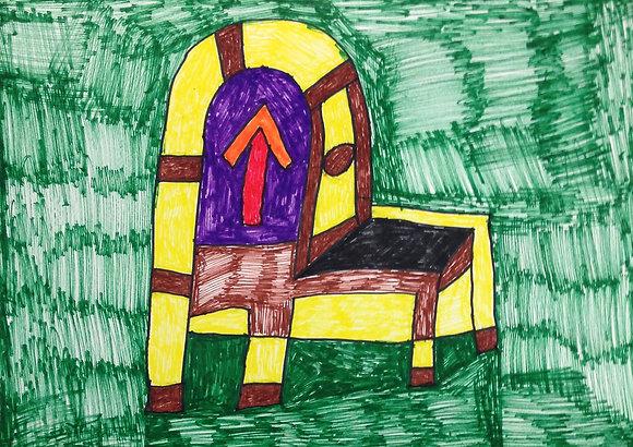 """Steve Robinson- """"Chair"""""""