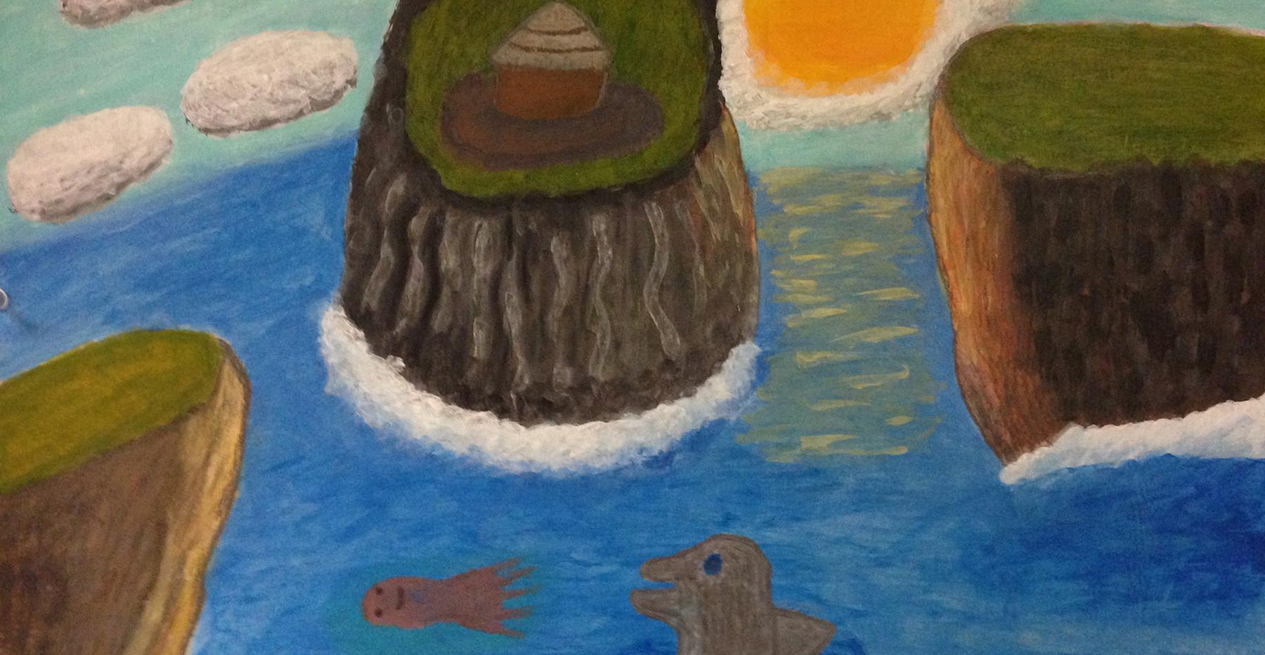 Zeyneb Johnson- Ocean Islands