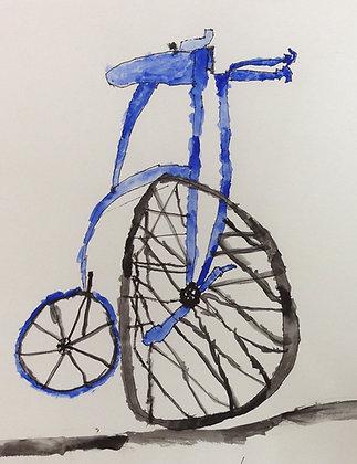 """Marie Malinowski- """"Tall Bike"""""""
