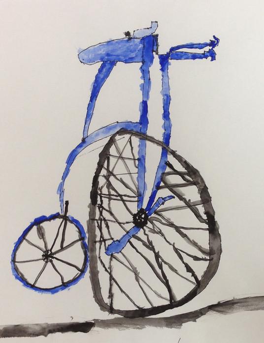 Tall Bike- Marie Malinowski