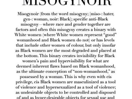 Internalized Misogynoir Quiz--By Dr. Tyffani Dent