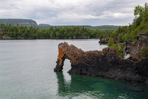 Sleeping Giant Provincial Park, August 2020