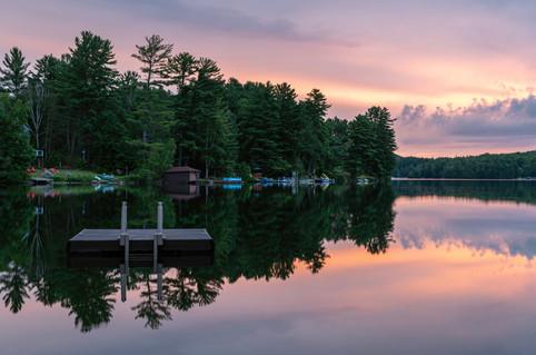 Clear Lake, July 2020