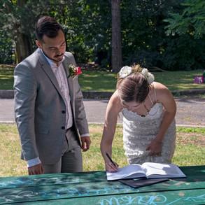 Caroline & Andrés