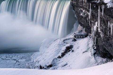 Niagara Falls, January 2018