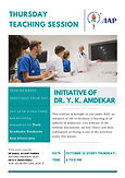 Thursday Teaching Session (resumed now on-line)/ Post Graduate Clinic