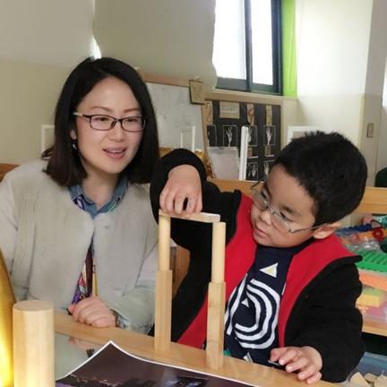 Judy Zheng, Executive Principal, Jiangsu