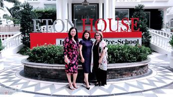 Michelle Tay, Director, EtonHouse E-Maison International Pre-School, Thao Dien