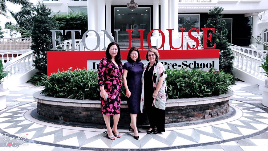 Michelle Tay, Director, EtonHouse E-Maison International Pre-School, Thao Dien