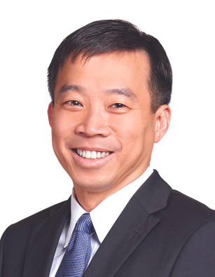 Png Cheong Boon, CEO, Enterprise Singapore