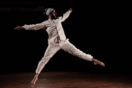 Ainesh Madan dance photo by Joshua Sailo