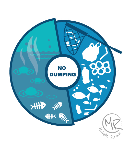 No Dumping Graphic