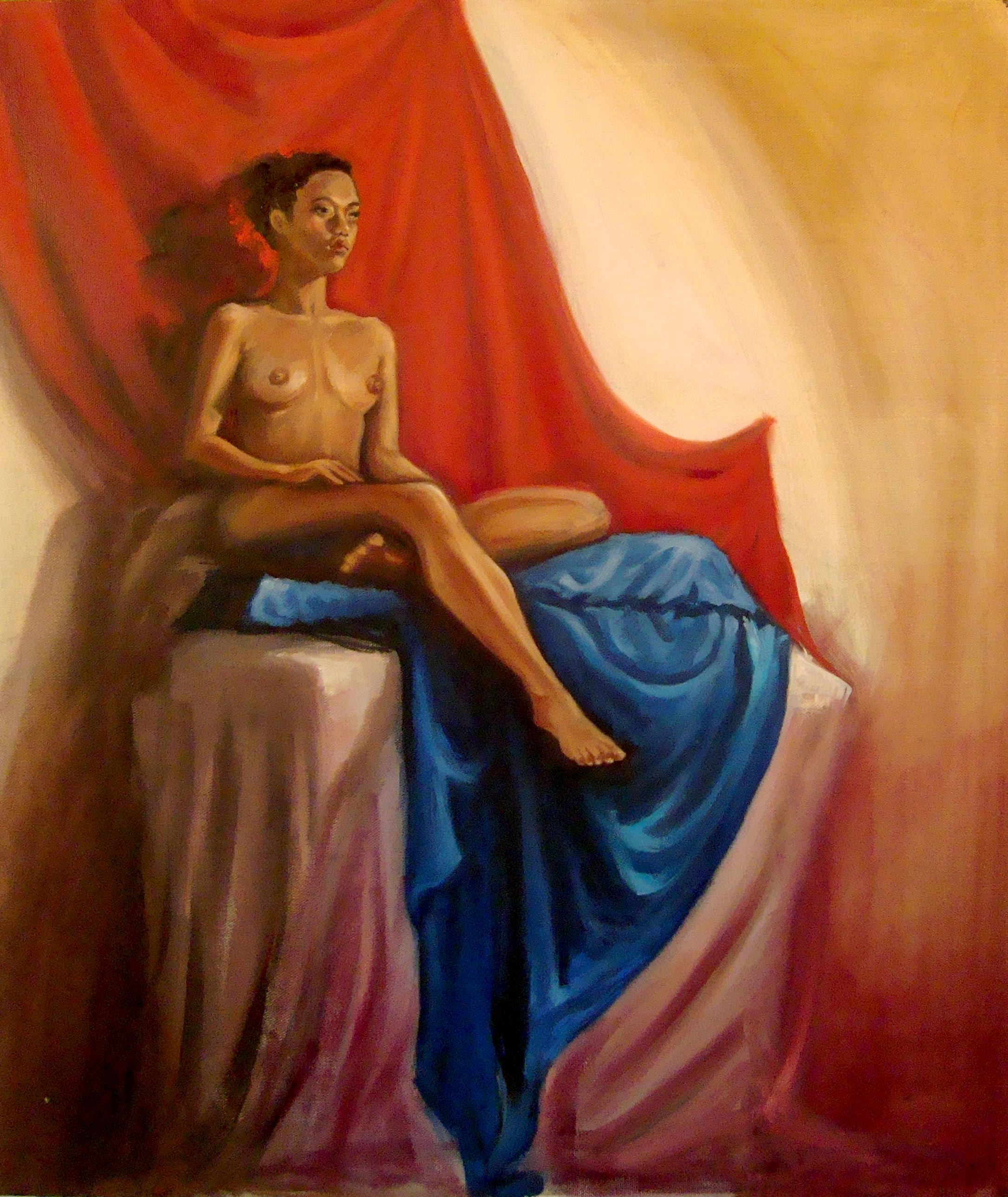 """18""""x24"""" Oil Painting"""