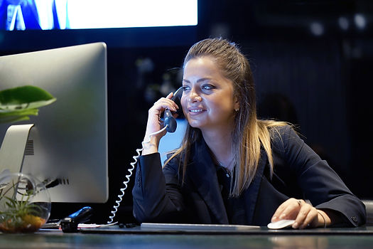 A Receptionist answering your calls.jpg