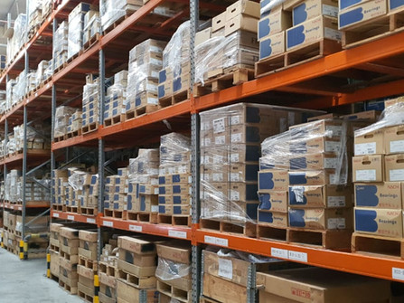 We Have Recently Moved To Our New Warehouse Located In Jebel Ali Free Zone.