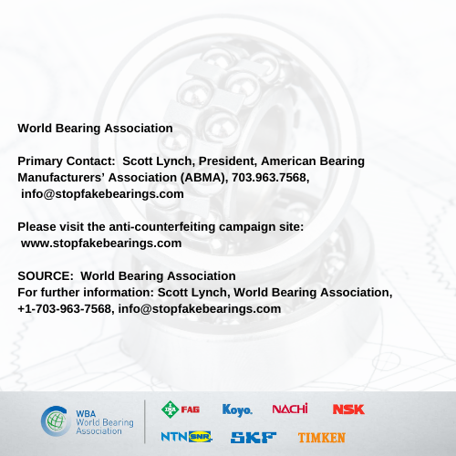 World_Bearing_Association_Primary_Contac