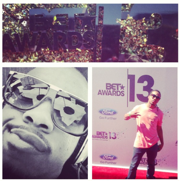 SWX at BET Awards 2013