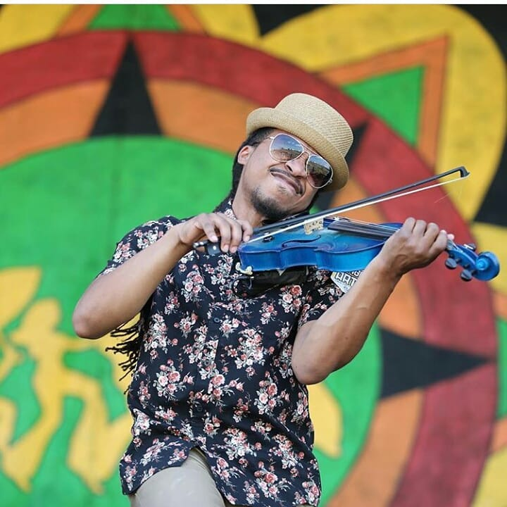 SWX at New Orleans Jazz Fest - Congo Square 2018