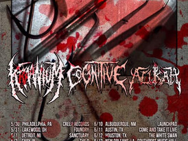Alukah Tour with Waking The Cadaver