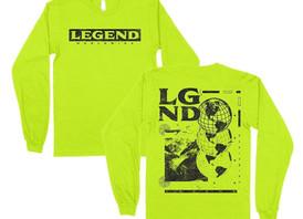 Exclusive New LEGEND Shirt   Winter 19'