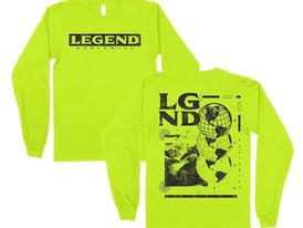 Exclusive New LEGEND Shirt | Winter 19'