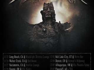 "LORD OF WAR ""The Age Of Heresy Tour"""