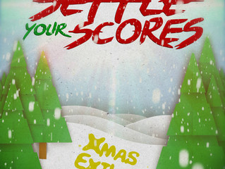 SETTLE YOUR SCORES Release New Single!