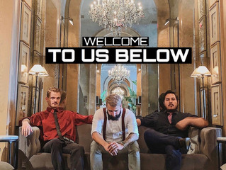 CB Entertainment Welcomes TO US BELOW!