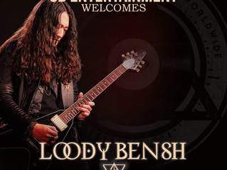 CB Entertainment Welcomes Loody Bensh