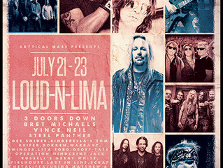 LOUD-N-LIMA Music Festival