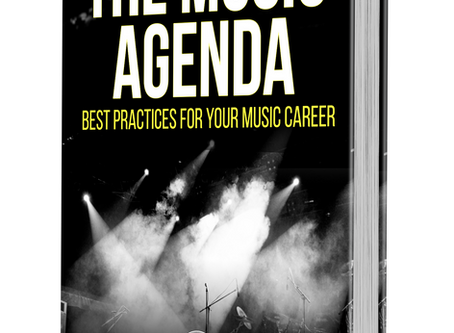 The Music Agenda: An informative new book for Bands