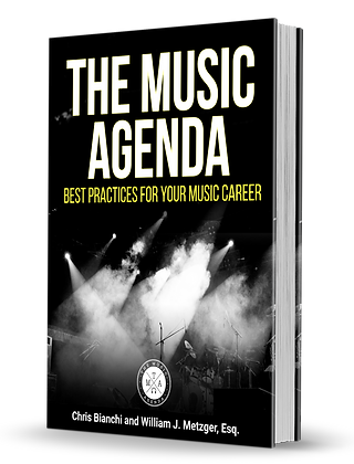 THE MUSIC AGENDA: Best Practices For Your Music Career