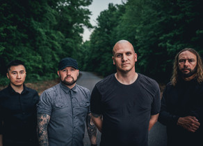 "Ghosts Of The Sun Premiere ""Atmos"" Music Video"