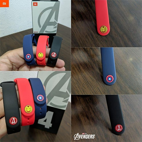 *Mi Band 4 Avengers Edition*