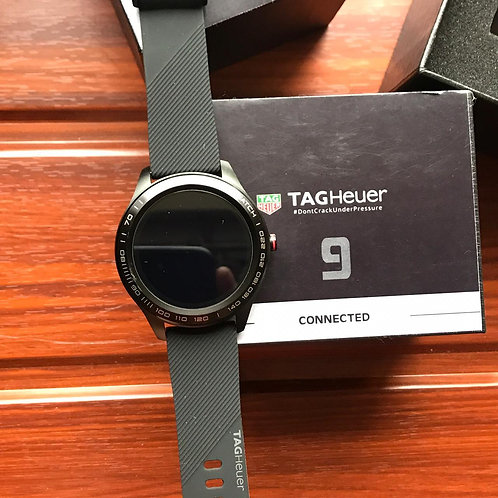 *TAGheuer CONNECTED 9*  •