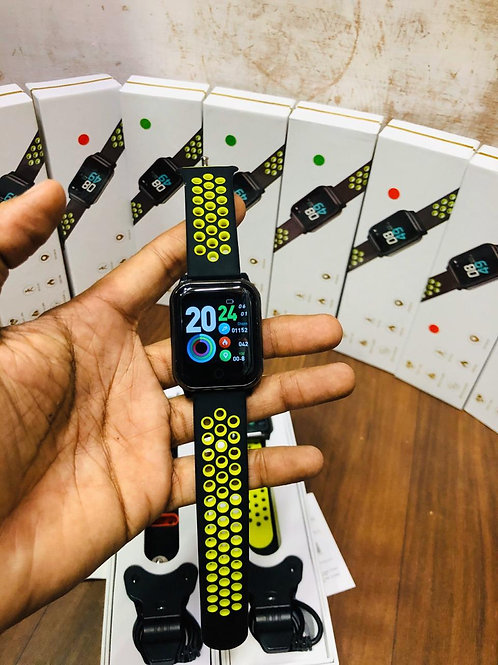 Apple watch in Nike edition