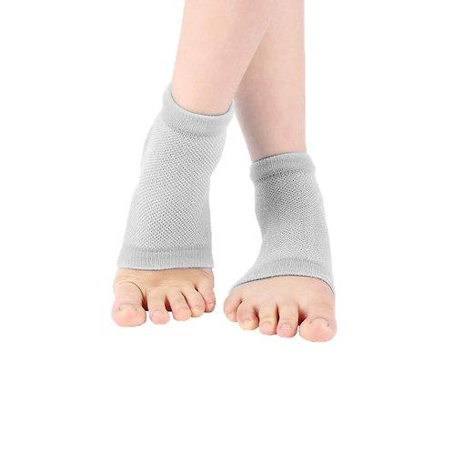 Heel Pain Relief Silicone Gel Heel Socks
