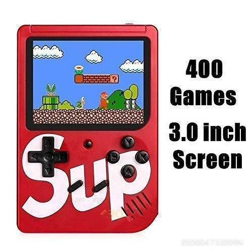 400 in 1 Classical Retro Games Box