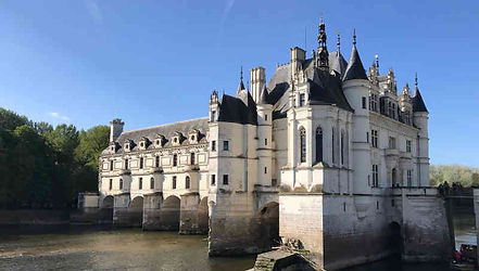 Loire Castles