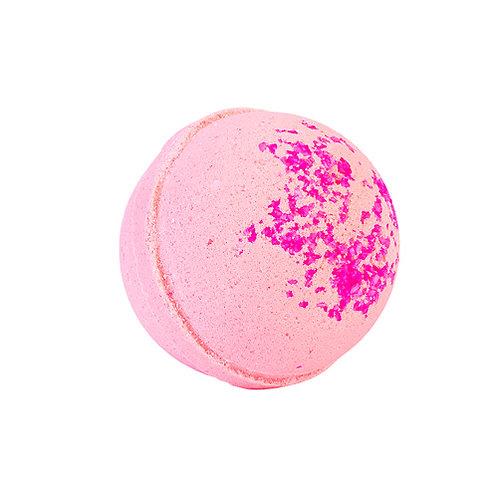 """Гейзер для ванны """"Розовый грейпфрут"""", с морской солью и маслами ChocoLatte"""