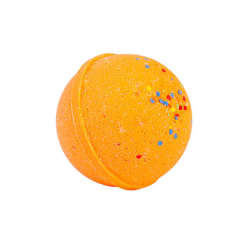 """Гейзер для ванны """"Оранжетто"""", с морской солью и маслами ChocoLatte"""