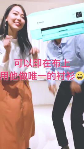 Canon中国WEB動画