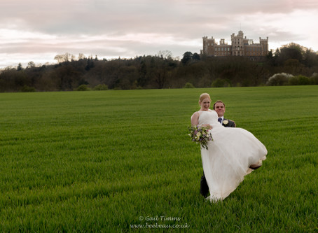 Rachel Love and Clive Howseman Wedding
