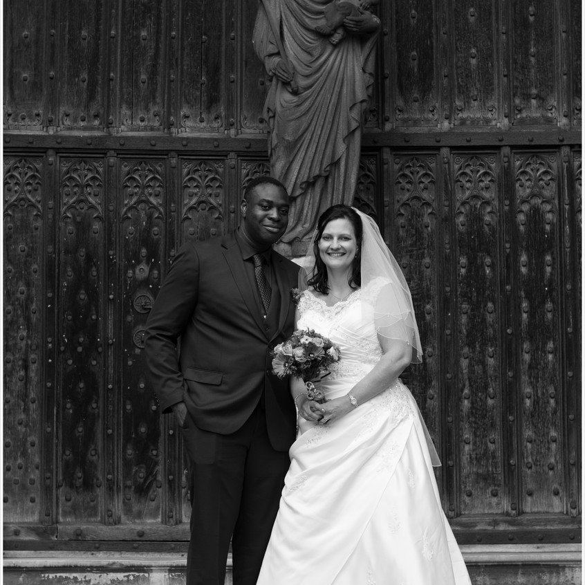 Lincoln cathedral wedding