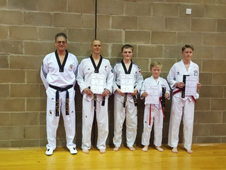 New Pooms and Black belts