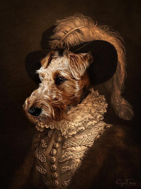 Heritage Pet Canvas Print add on