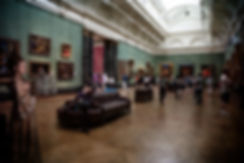 the national gallery london, gail timms