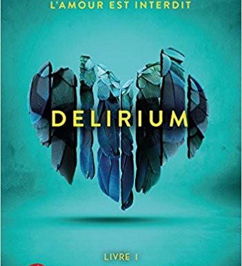 DELIRIUM - Lauren Oliver